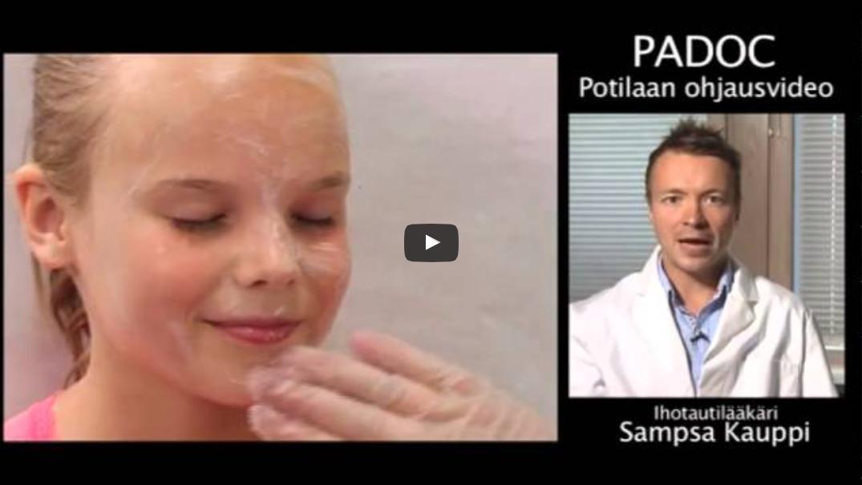 Lasten ihon hoito